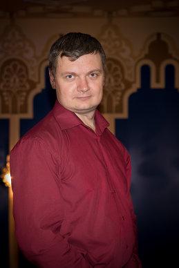 Игорь Машкин