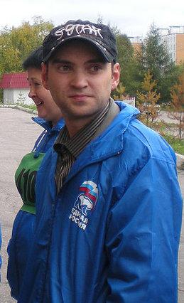 Дмитрий Белокерницкий
