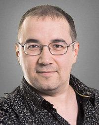 Дмитрий Мордолфф