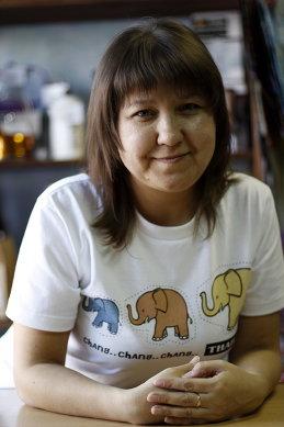 Нелли Прохорова