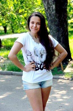 Стася Кочетова