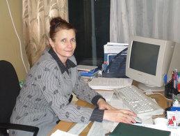 Светлана Шаповалова (Глотова)
