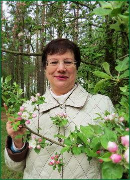 Ирина Лушагина