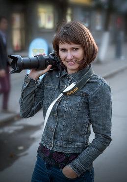 Анна Никонорова