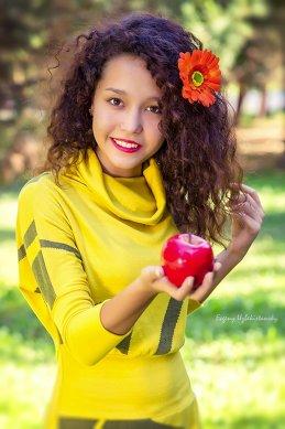Kamila Shodieva