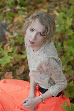 Анна Городничева