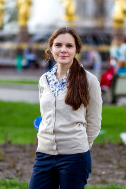 Анастасия Охотникова