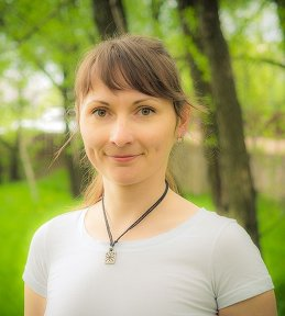 Оксана Воробьева