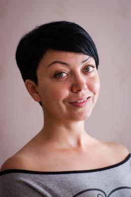 Екатерина Рябова