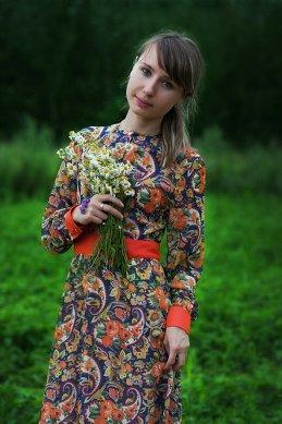 Ольга Белоносова