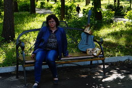 Оксана Горбунова