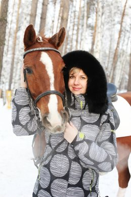 Наталья Ворухайло