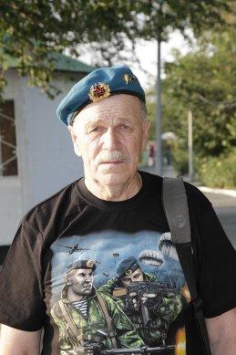 Комаровских Владимир