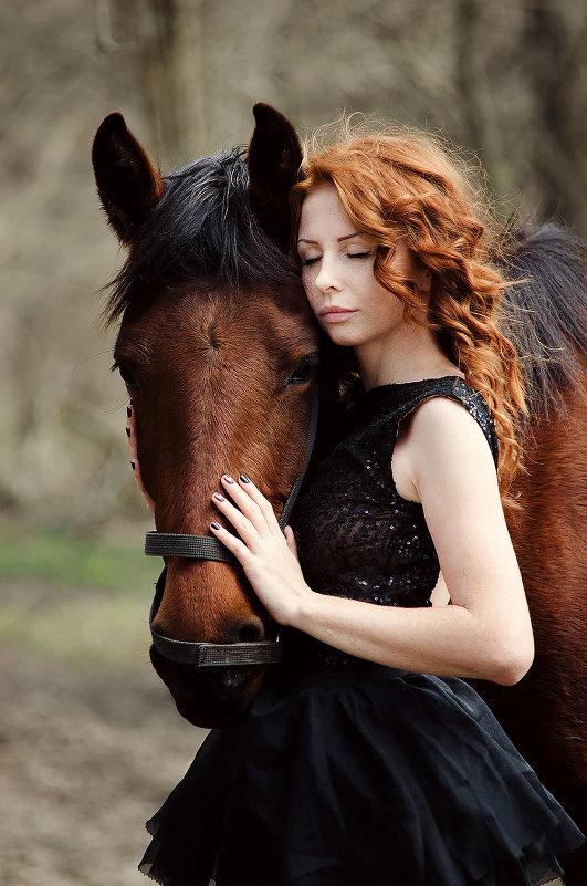 солнышко рыжее) - Анна