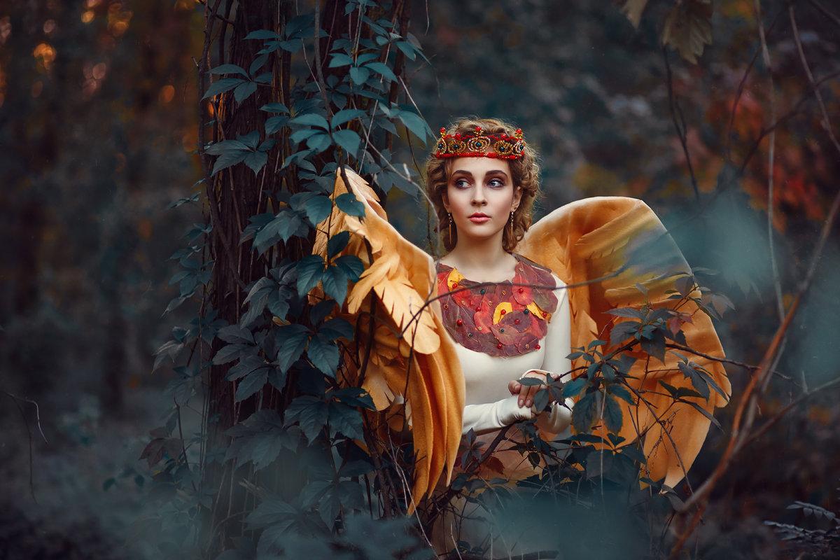 Ангел осени - Marina