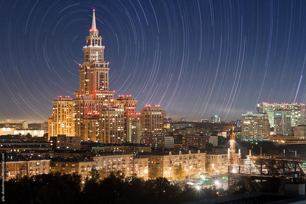Круговорот столицы - Анна Аринова