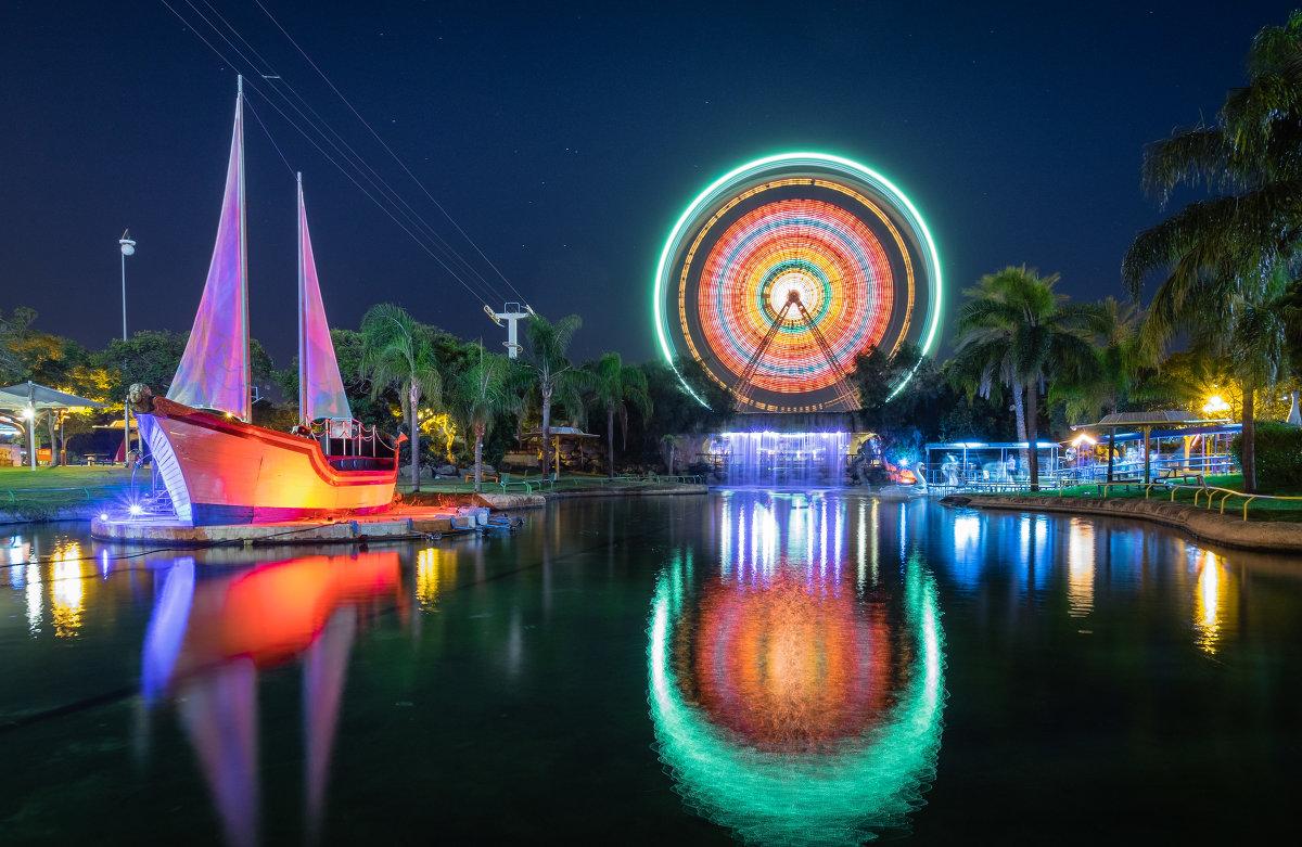 Ночной Суперленд - grodno2014