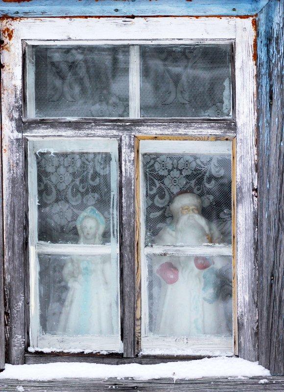 Новый год из  деревенского детства - Андрей Скорняков