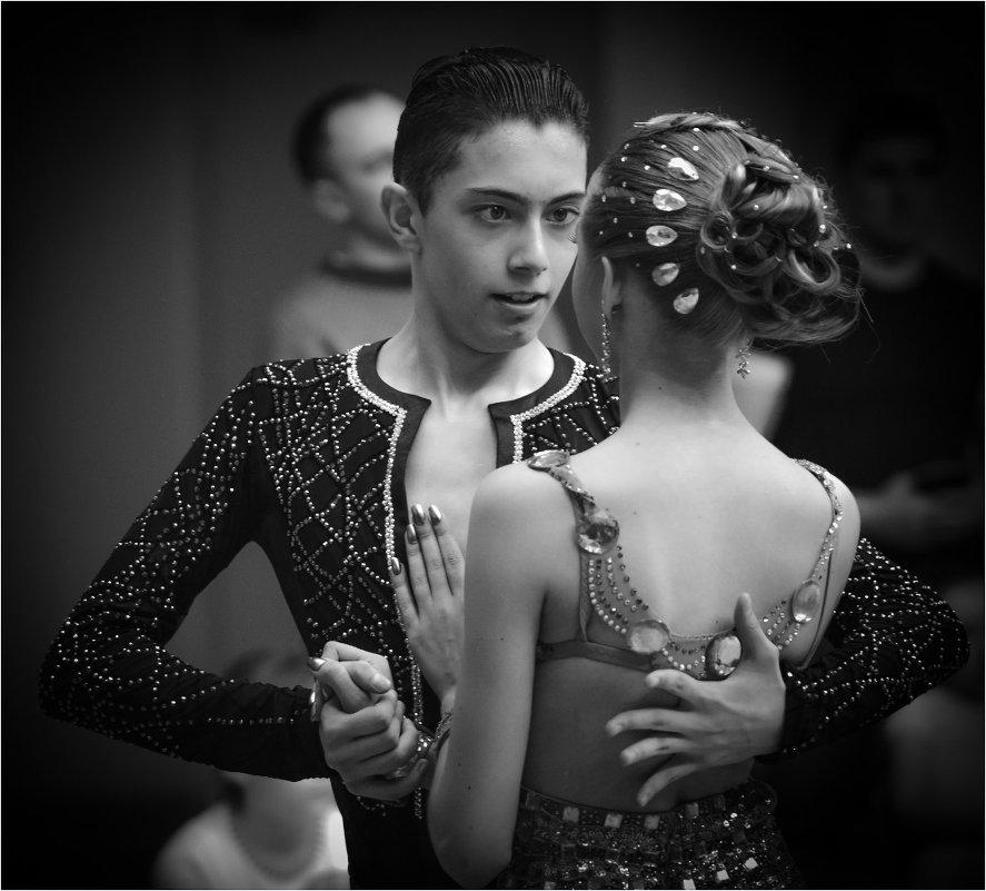 Танго - танец страсти - Александр