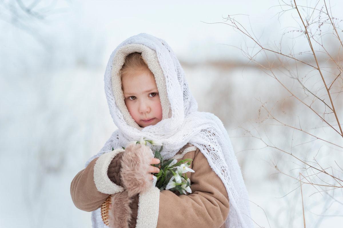 Первенцы весны - Олеся Еремеева