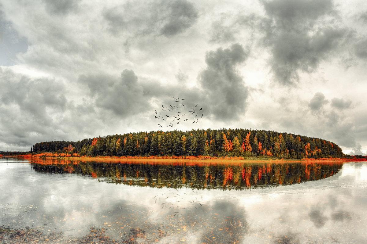 autumn depression - Aleksandr Tishkov