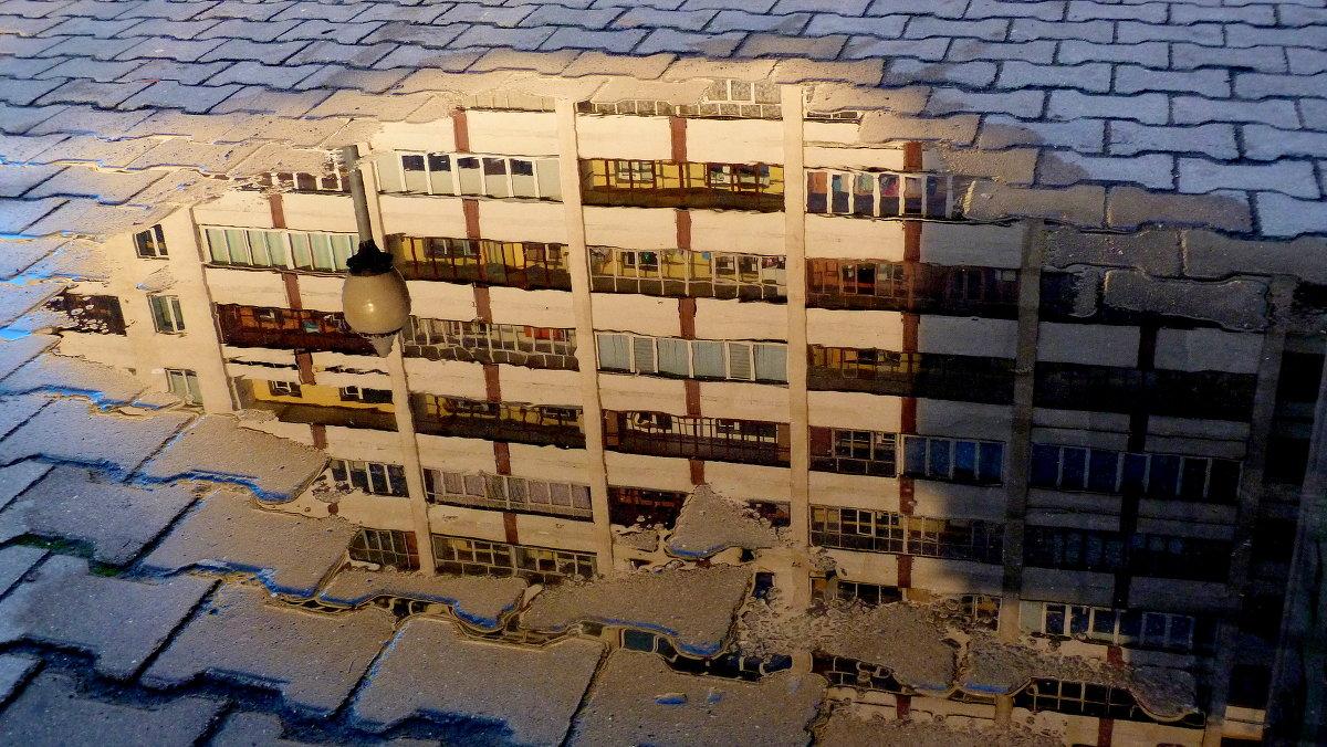 3D графика в луже - Александр Прокудин