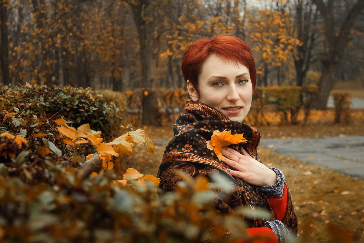 Королева - осень - Дарья