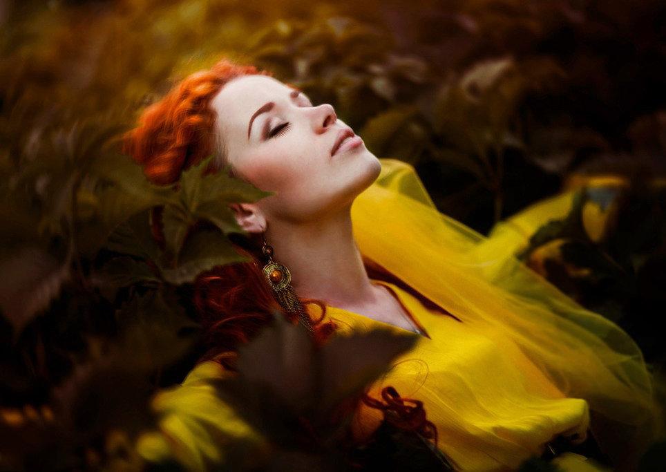 Осенняя - Мария Буданова
