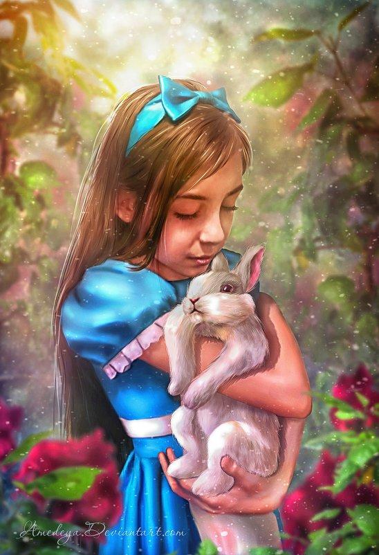 Алиса - Amedeya Ay