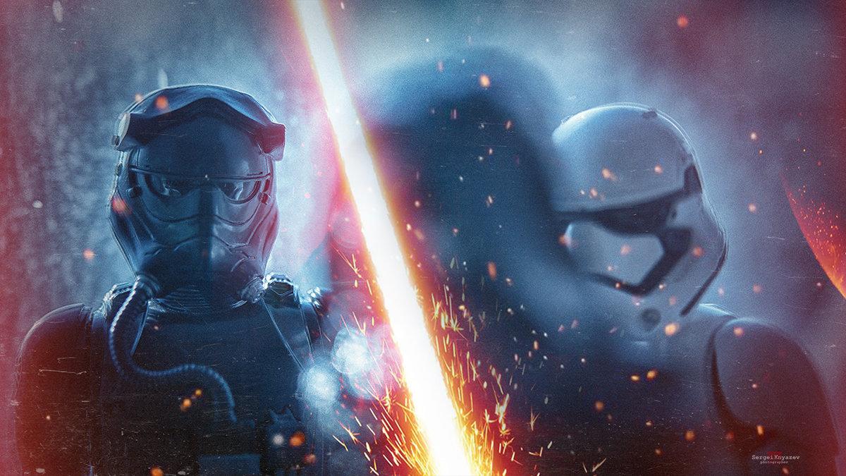 the dark side of strength - Sergei Knyazev