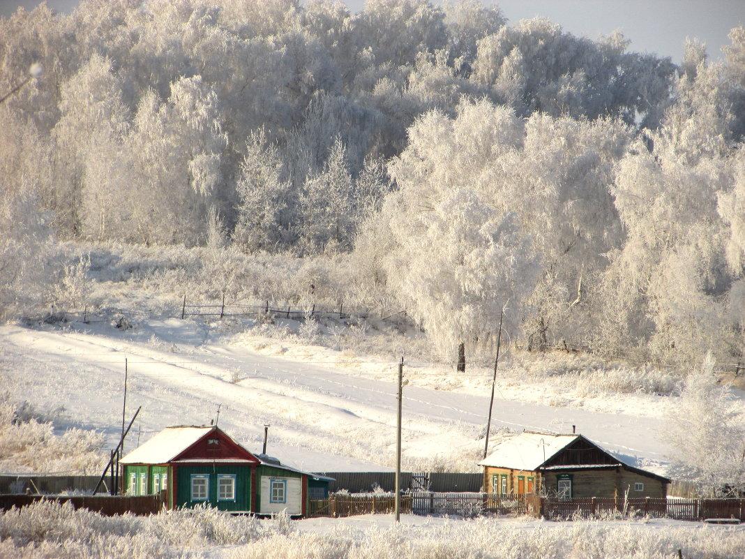 Красота русской деревни - Светлана