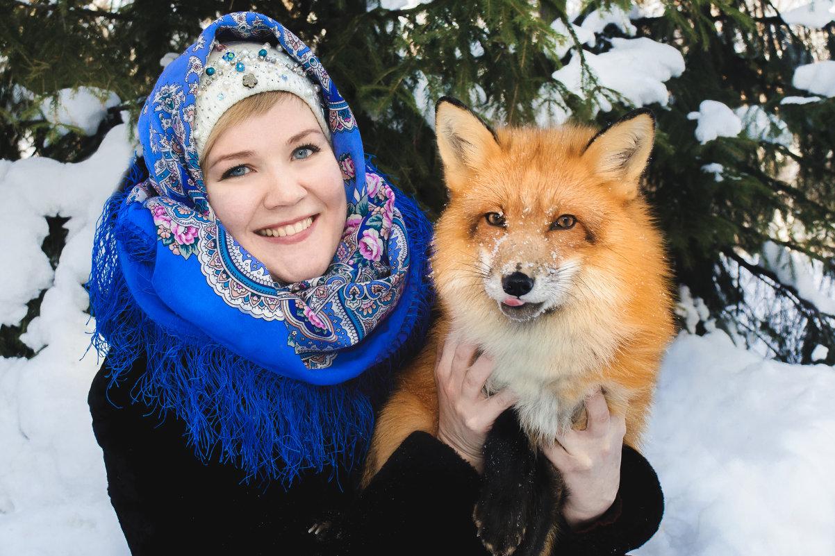 Олюшка и Патрекеевна - Татьяна