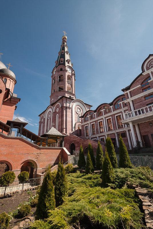 Свято-Троицкий мужской монастырь - Евгений Анисимов