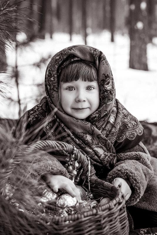 Марьяшечка - Ольга Швыдкова