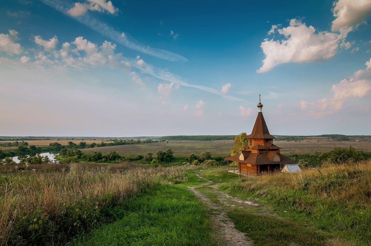 Утро над Окой - Алексей Кошелев