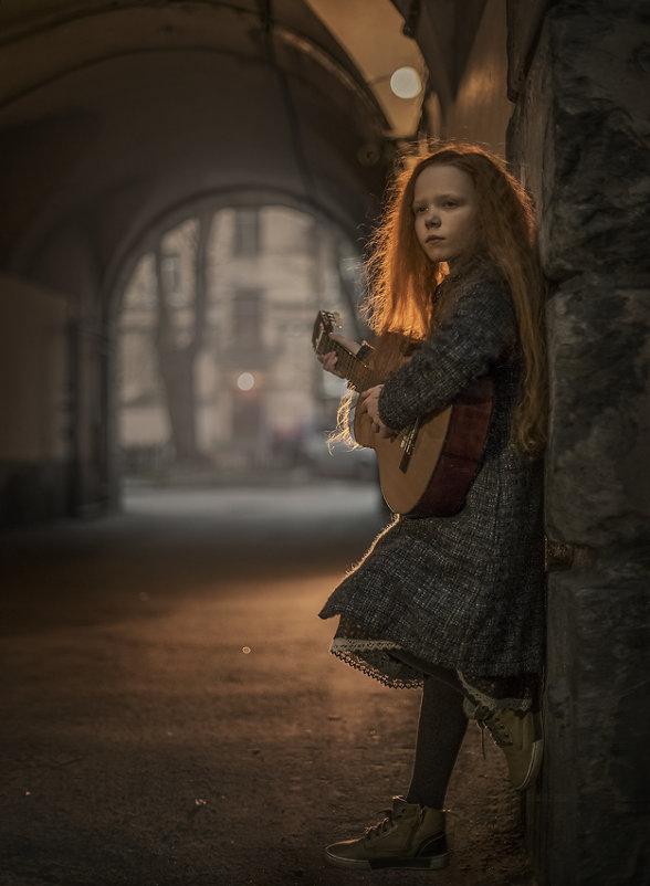юный мечтатель - Анна Станкевич