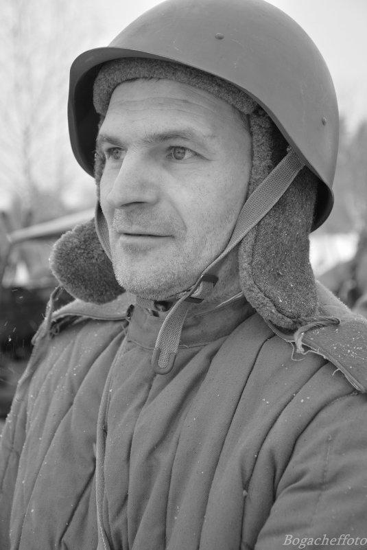 Русский солдат - Дарья Богачева