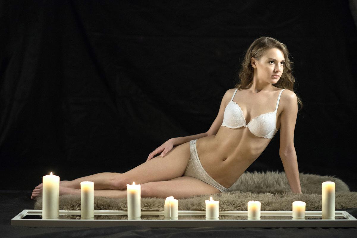 Вечер при свечах - Виктор Куприянов