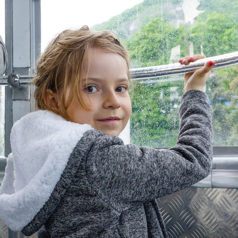 А за стеклом дождик - Наталия Сарана