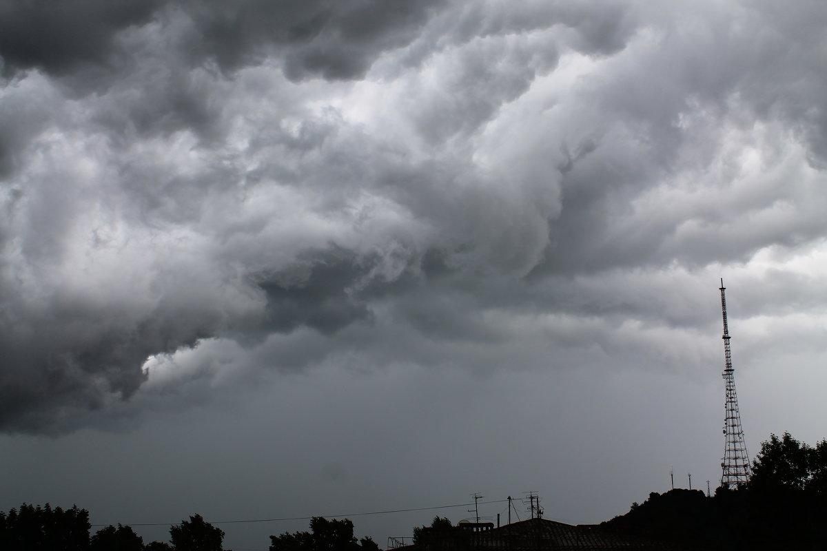 Вот такое лето с дождями пришло на Дальний Восток))) - NюRа;-) Ковылина