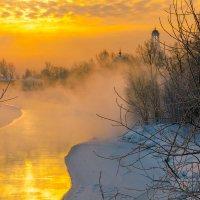 Невское утро :: Владимир Миронов