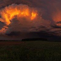 Взрыв небес :: Наталия Женишек