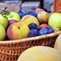 осенние фрукты . :: Nunik