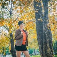 Золотая осень :: Ольга Осипова