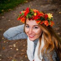 Осенняя дива :) :: Anna Enikeeva