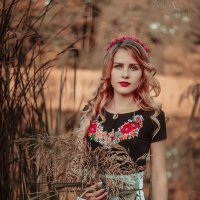 Осенняя :: Yulia Sh