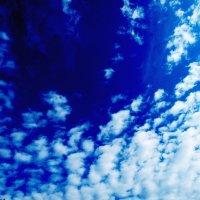 Синее небо :: Анастасия Глезерис