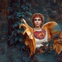 Ангел осени :: Marina