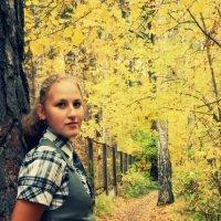 Осень золотая :: Олеся
