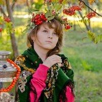 прекрасная пора :: Алина Муравлева